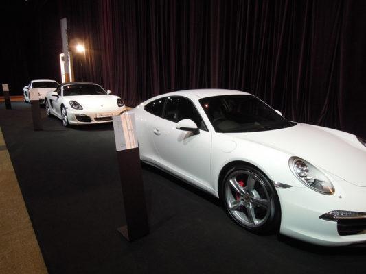 The new Porsche Macan Launch in Hong Kong