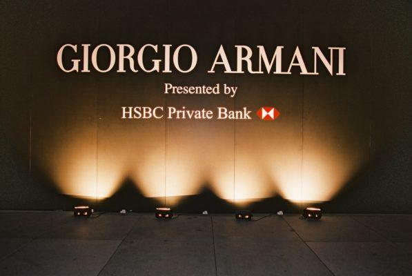 Giorgio Armani - SPRING 2014 READY-TO-WEAR (Hong Kong)