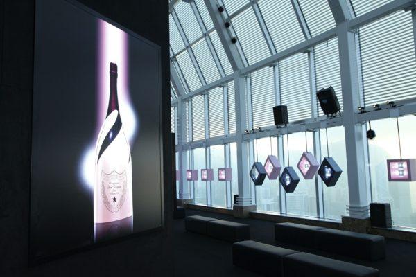 Dom Pérignon & Argyle Pink Diamonds Cocktail Party