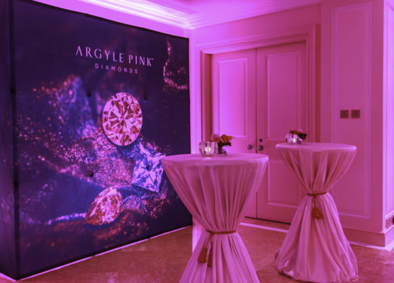 Argyle Pink Diamond 2018 Event
